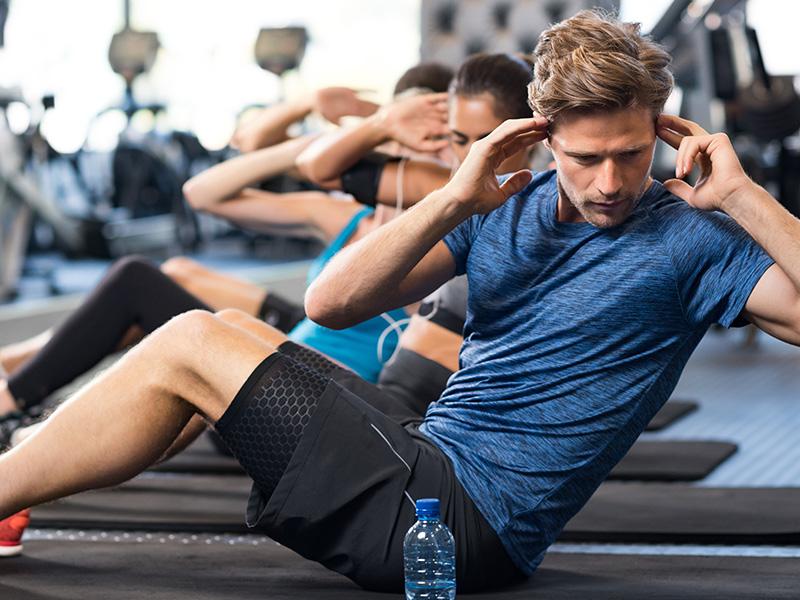 Styria Training Kraft Ausdauer Mobilität