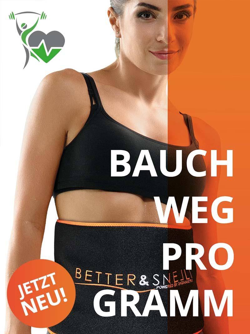 BetterSnelli Bauch weg Programm